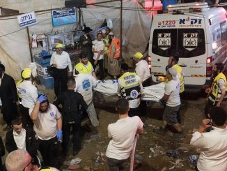 Crowd disaster in Israël: 44 died crushed during a religious festival