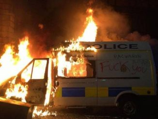 Riots in Northern Ireland: violence continues in Belfast