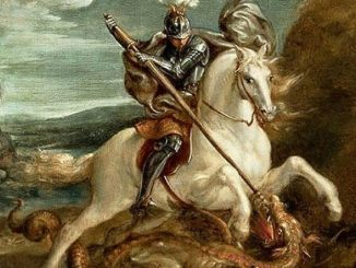 Saint George 's Day, a symbol of multiculturalism