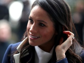Meghan Markle is willing to forgive the Royals, an unamed source says