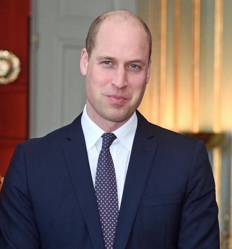 William and his friendship with Tom Bradby