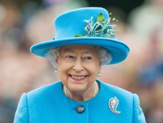 The Queen seen for the first time after Philip's death