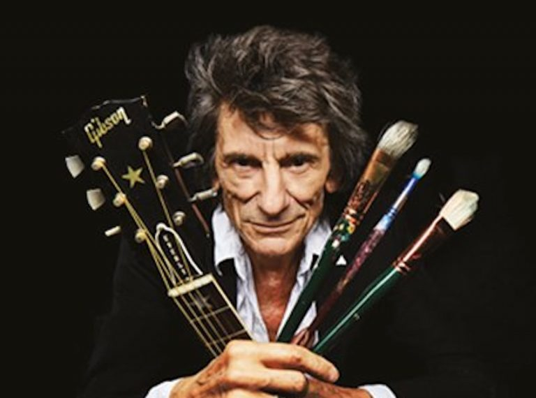 Ronnie Wood fought cancer