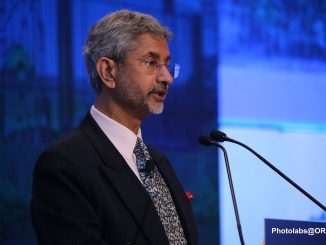 G7: Indian foreign minister self-isolating after landed in London