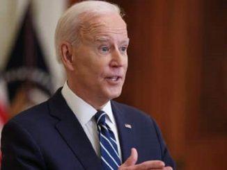 Joe Biden on Belarus: 'Shameful plane hijacking'