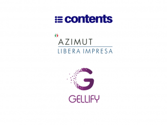 GELLIFY and Azimut Digitech Fund new investors in Contents