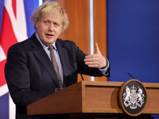 Boris Johnson get criticism for celebrating One Britain One Nation Day