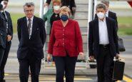 Merkel proposes mandatory EU-wide quarantine for those arriving from UK