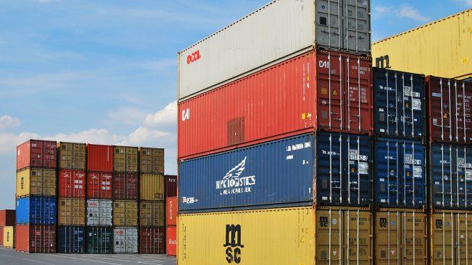 Non-EU food & drink exports have drop sales