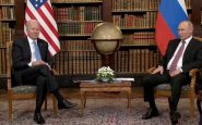 """Meeting between Biden and Putin ended, for Russian president: """"No hostilities"""""""