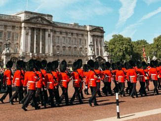Buckingham Palace, documents show she was exempt from racial discrimination