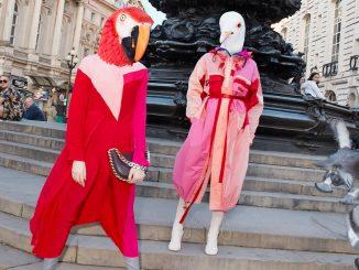 Stella McCartney, Britain's leader in eco-fashion, celebrates 20 years