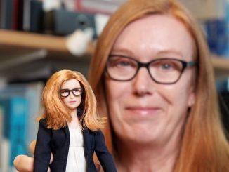 sarah gilbert barbie