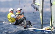 team gb sailing tokyo 1