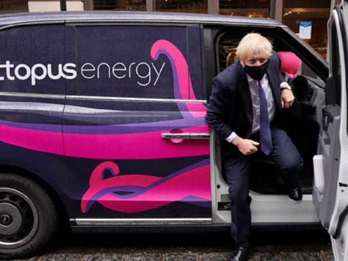 Boris Johnson to do everything to stop energy firms failing