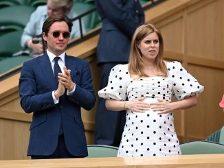 Princess Beatrice gave birth to a baby girl