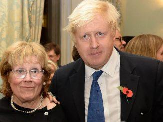Charlotte Johnson Wahl, Boris Johnson's mother, dies at 79