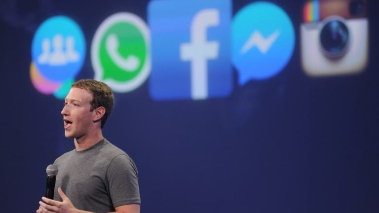 Facebook, Instagram, whatsapp and Messenger are down